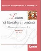 Limba şi literatura română Iancu