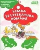 Limba si literatura romana. Manual clasa a IV-a, semestrul I