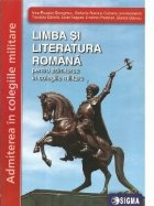 Limba si literatura romana pentru admiterea in colegiile militare (Cod 1240)