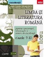 LIMBA LITERATURA ROMANA PENTRU CONCURSURI