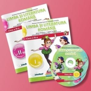 Limba si literatura romana - Manual pentru clasa a III-a (semestrul I + semestrul al II-lea)