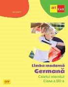 Limba modernă Germană caietul elevului