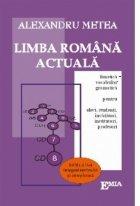 Limba romana actuala. Editia a doua