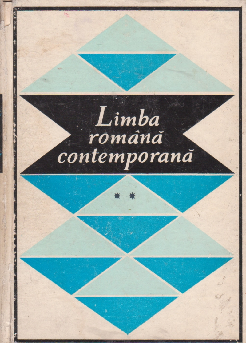 Limba romana contemporana, Volumul al II-lea - Vocabularul