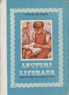 Limba Romana - Lecturi literare, Manual pentru clasa a VIII-a