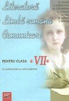 Literatura. Limba romana. Comunicare pentru clasa a VII-a, Semestrul I - Ghid. Caiet de lucru. 106 de teste de evaluare