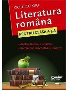 LITERATURA ROMANA. CAIETUL ELEVULUI PENTRU CLASA A V-A