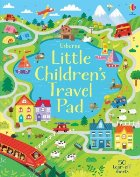 Little children's travel pad