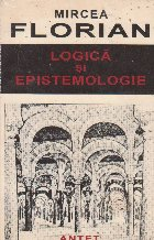 Logica si Epistemologie - Logica generala