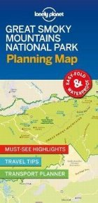 Lonely Planet Great Smoky Mountains National Park Planning M
