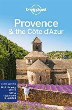 Lonely Planet Provence the Cote