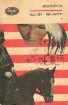 Lucien Leuwen Rosu alb Volumele