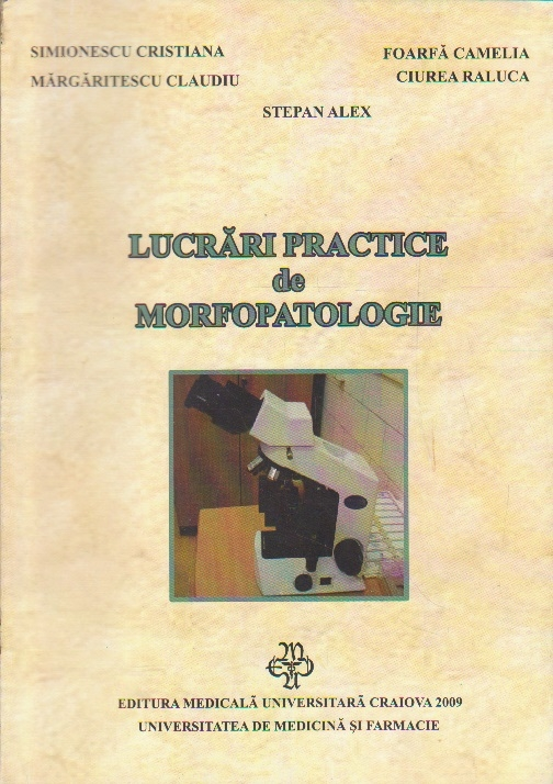 Lucrari Practice de Morfopatologie