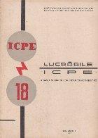 Lucrarile ICPE, nr.18/1967