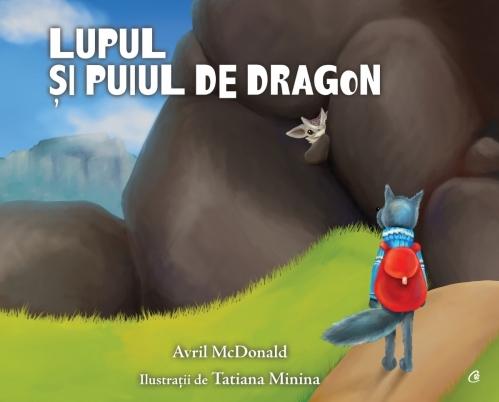 Lupul și puiul de dragon