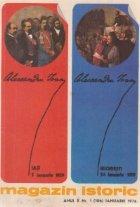 Magazin istoric 1976 - 12 numere