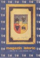 Magazin istoric 1985 - 12 numere