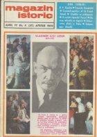 Magazin Istoric, Nr. 4 - Aprilie 1970