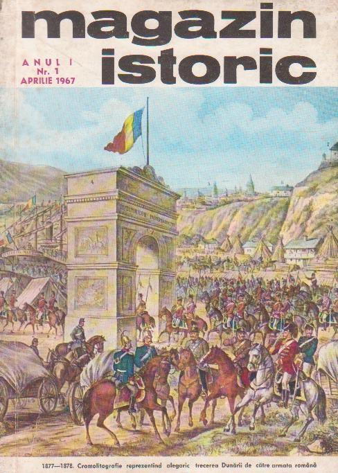 Magazin Istoric, Nr. 1 - Aprilie 1967