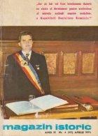 Magazin Istoric, Aprilie 1975