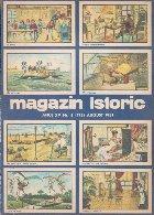 Magazin istoric, August 1981