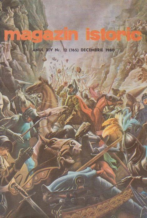 Magazin istoric, Nr. 12 - Decembrie 1980