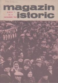 Magazin istoric, Nr.9 - Decembrie 1967