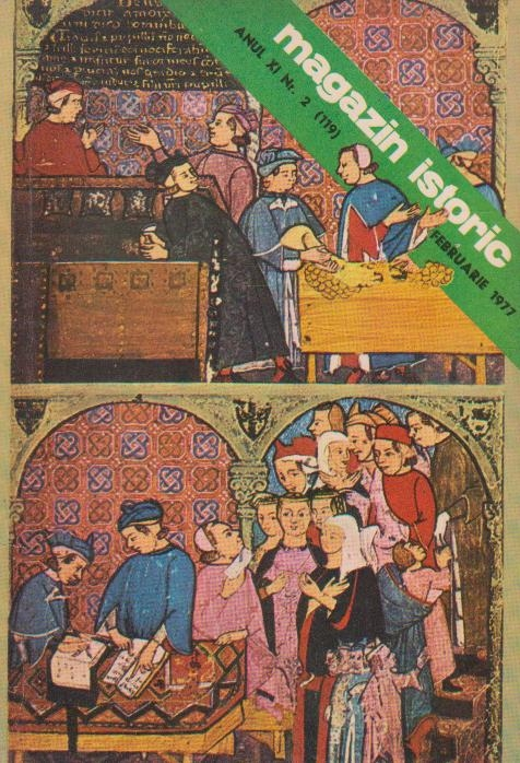 Magazin Istoric, Nr. 2 - Februarie 1977