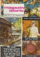 Magazin Istoric, Nr. 1 - Ianuarie 1970