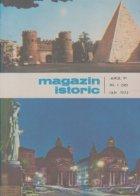 Magazin istoric Ianuarie 1972