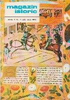 Magazin istoric Iulie 1971