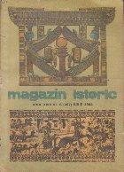 Magazin istoric, Nr. 6 - Iunie 1984