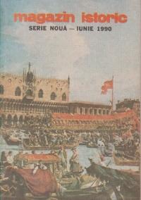 Magazin istoric, Iunie 1990