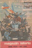 Magazin istoric - Mai 1990