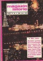 Magazin istoric, Mai 1970