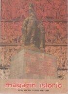 Magazin istoric, Mai 1985