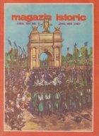 Magazin istoric, Nr. 5 - Mai 1987