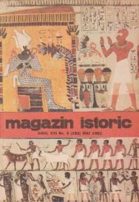 Magazin istoric, Nr. 5 - Mai 1982