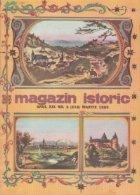 Magazin istoric, Martie 1985
