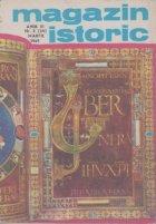 Magazin Istoric,  Martie 1969