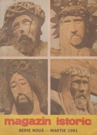 Magazin istoric, Martie 1991