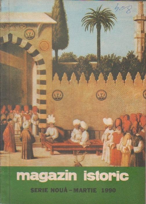 Magazin Istoric, Nr. 3 - Martie 1990