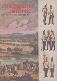 Magazin istoric, Nr. 11 - Noiembrie 1973