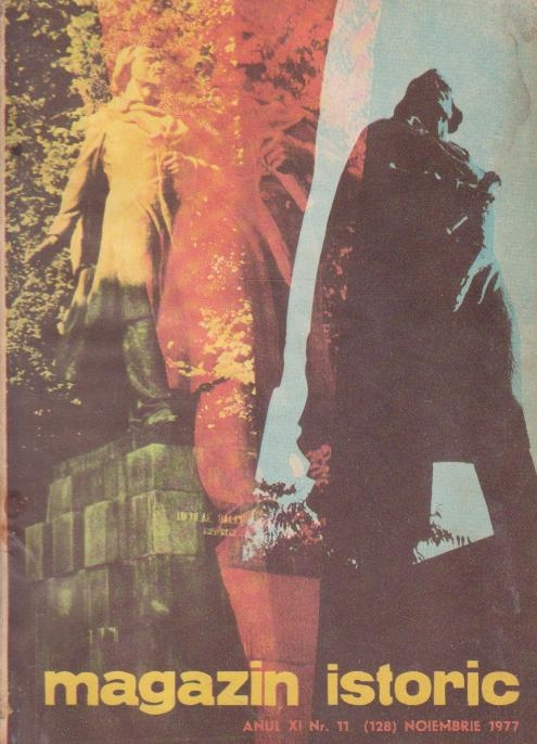 Magazin Istoric, Noiembrie 1977