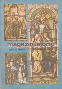 Magazin istoric, Octombrie 1990