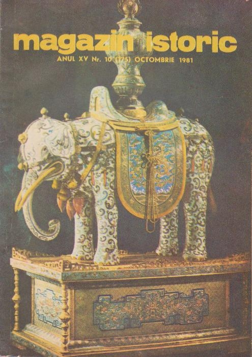 Magazin istoric, Octombrie 1981