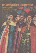 Magazin Istoric, Octombrie 1972