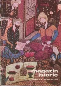 Magazin istoric, Octombrie 1971