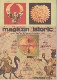 Magazin istoric, Octombrie 1985