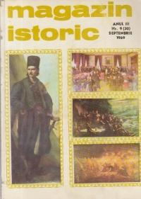 Magazin istoric, Nr. 9 - Septembrie 1969